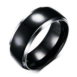 New 🌟 Large Titanium Fashion Band Ring Sz 11